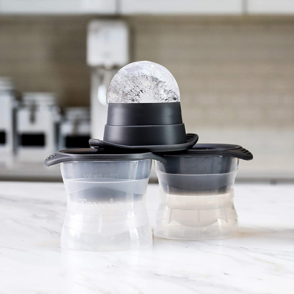 Tovolo Sphere Ice Molds (2-Pack)