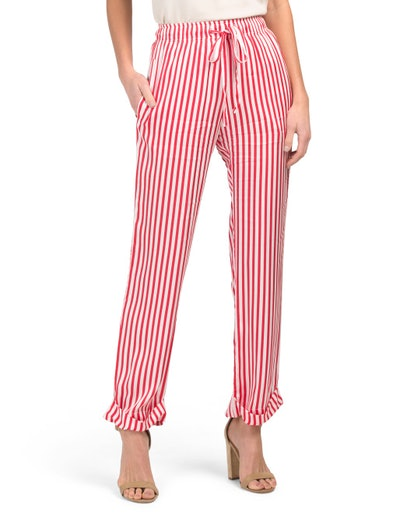 The Kooples Voile Rouge Pants