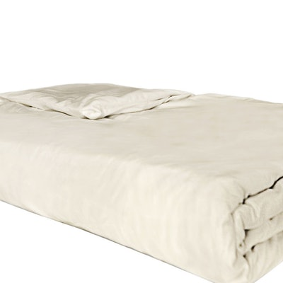 Serta Comfy Plush™ 15lb Weight Blanket with Removable Cover