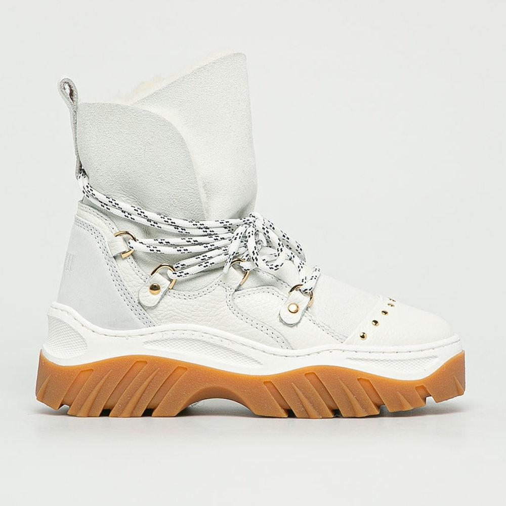 Sneaker Trekking White