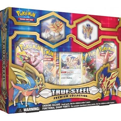 Pokémon True Steel Premium Collection: Zamazenta