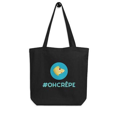 #OhCrepe Eco Tote Bag