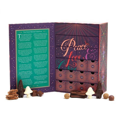A Chocolate Calendar Of Advent