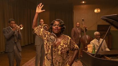 'Ma Rainey's Black Bottom' on Netflix