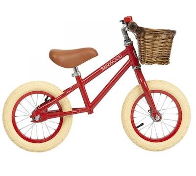 Banwood First Go Balance Bike - Red