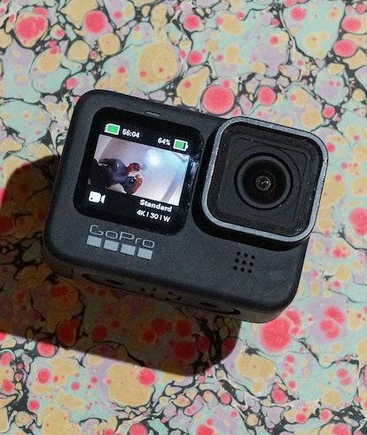 GoPro Hero 9 review: front-facing display