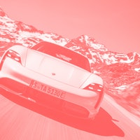 A Porsche Taycan just beat the world record for EV drifting