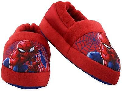 Marvel Spider-Man Plush Slippers