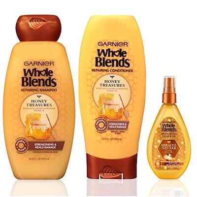 Whole Blends Honey Treasures Repairing Hair Care