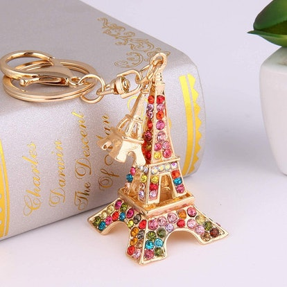 Axmerdal Eiffel Tower Keychain/Bag Charm