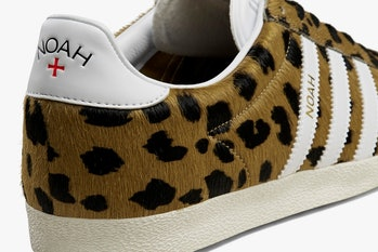 Noah Adidas Gazelle Cheetah