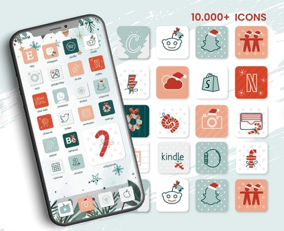 Christmas iOS 14 App Icons Pack — IosAestheticShop