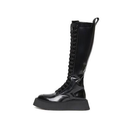 Gilda High Commando Boots