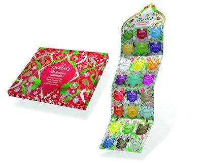 Pukka Herbs Tea Holiday Advent Calendar