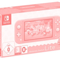 Nintendo UK's Black Friday Switch Lite bundle is a perfect holiday deal