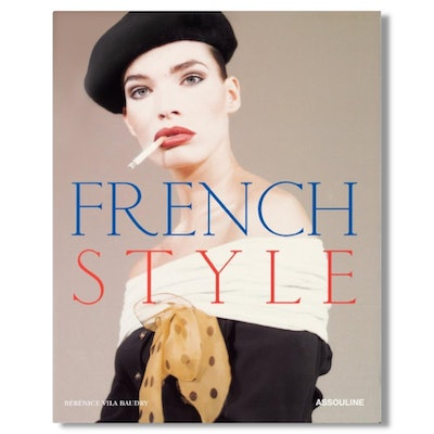 French Style Assouline Hardcover Book