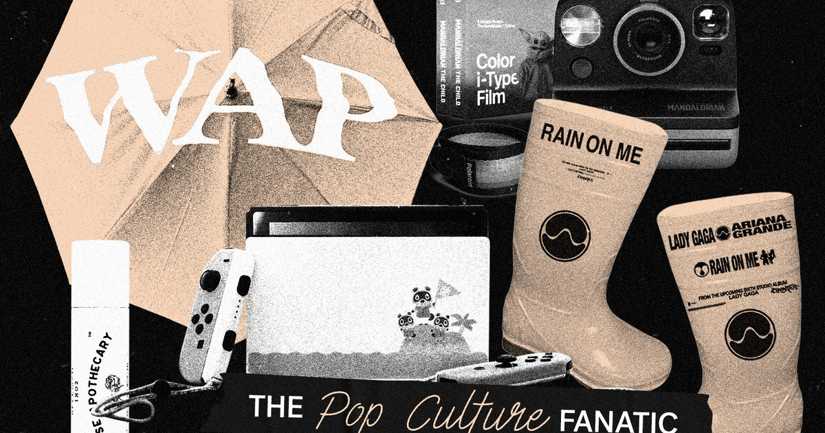 20 Gifts For The Pop Culture-Obsessed Person In Your Life