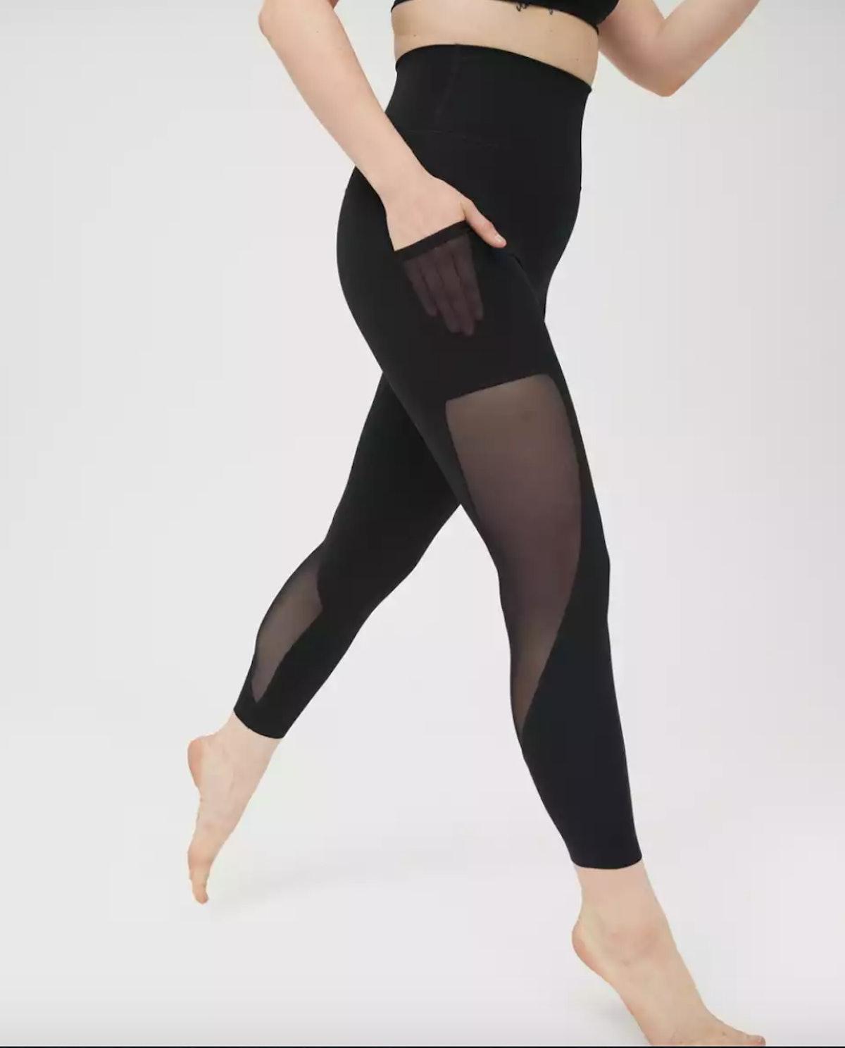 Aerie OFF/LINE Goals High Waisted Pocket Legging