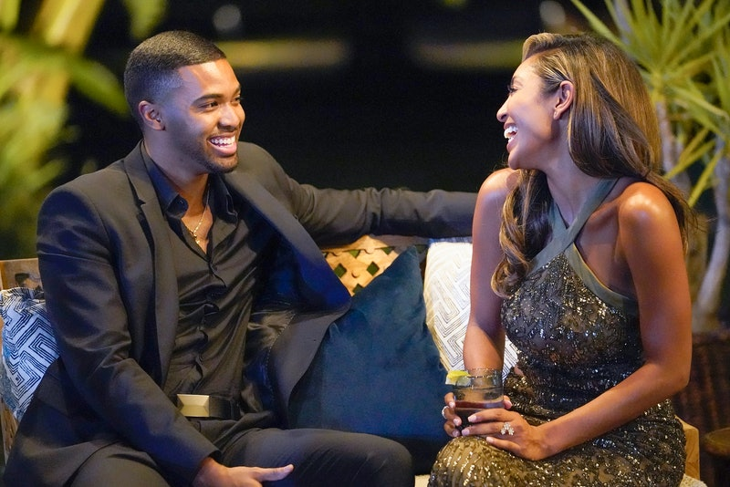 Tayshia and Ivan had an emotional, frank conversation about race and the Black Lives Matter movement on 'The Bachelorette'