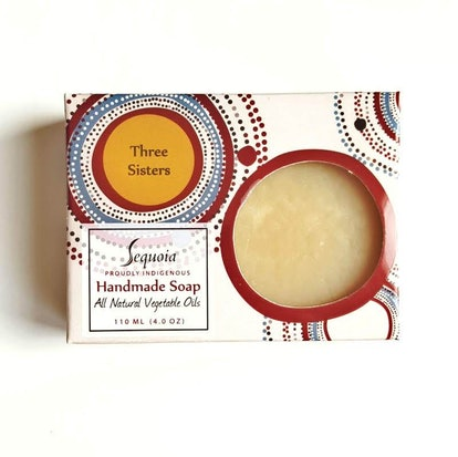 Seasonal Three Sisters Soap