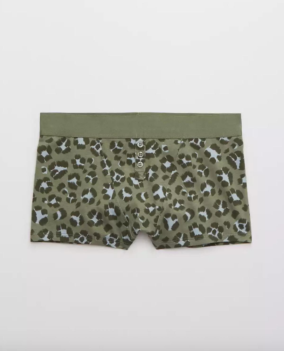 Aerie Cotton Sleep Shortie Underwear