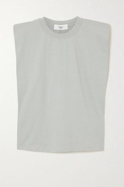Eva cotton-jersey tank