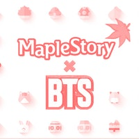 MapleStory is teaming up with Korean boy band BTS