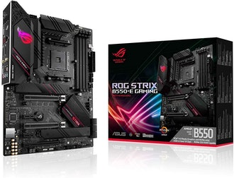 ASUS ROG Strix B550-E Gaming AMD AM4