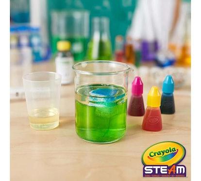crayola liquid science