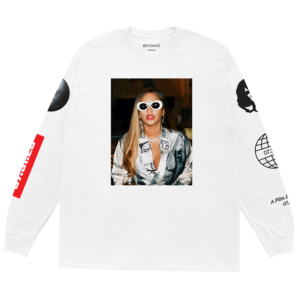Beyoncé 'Black Is King' Long-Sleeved Tee