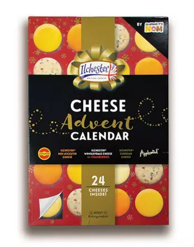 Ilchester Cheese 24-Day Advent Calendar