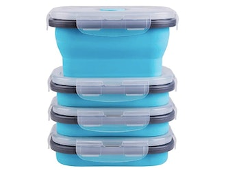 Annaklin Collapsible Food Storage Containers