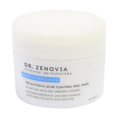 10% Glycolic Acne Control Peel Pads
