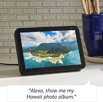 Echo Show 8 -- HD smart display with Alexa