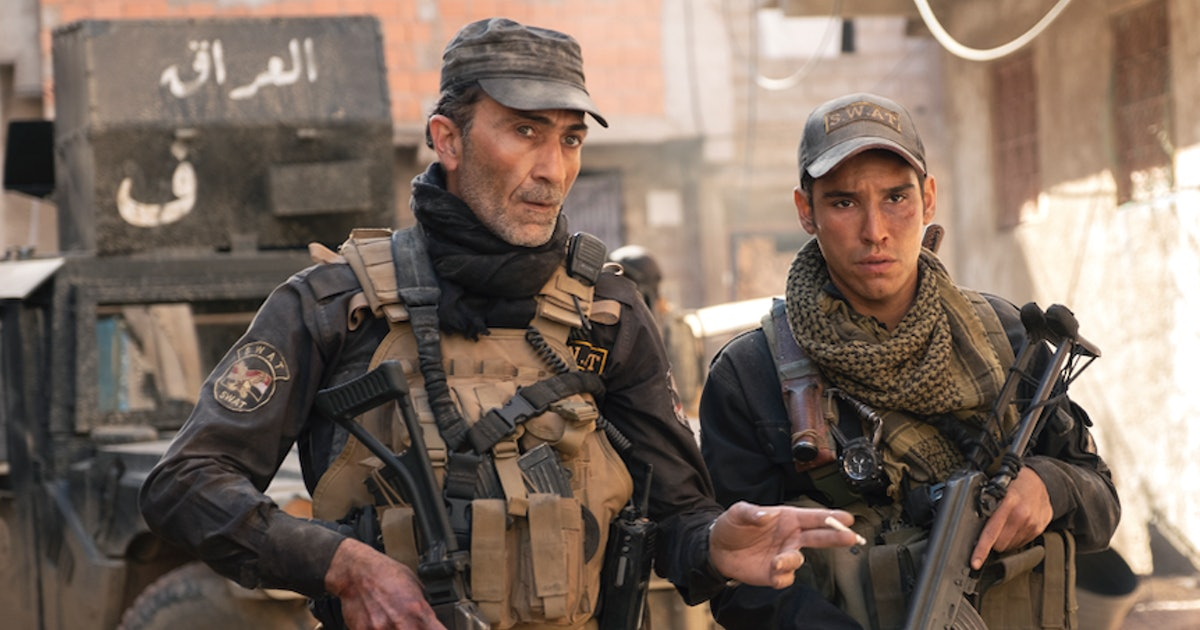 'Mosul' Netflix review: the best action movie of 2020 has a timely message