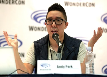A photo of Andy Park