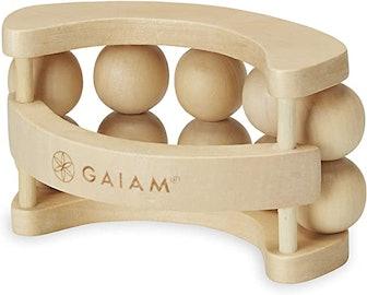 Gaiam Relax Massage Ball Roller