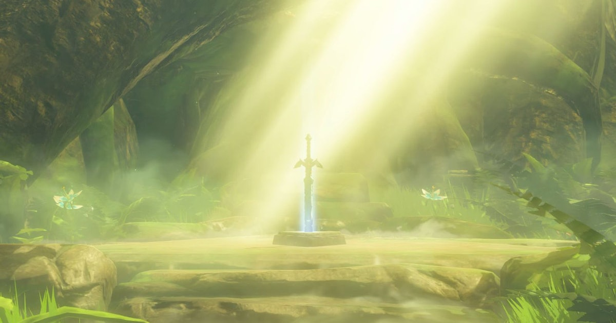 'Breath of the Wild 2' needs to destroy the franchise's most iconic weapon
