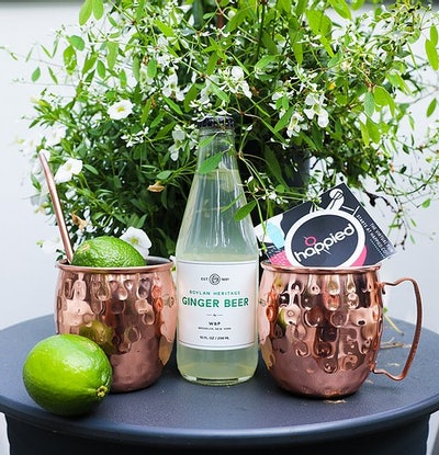 Moscow Mule Happy Hour Kit
