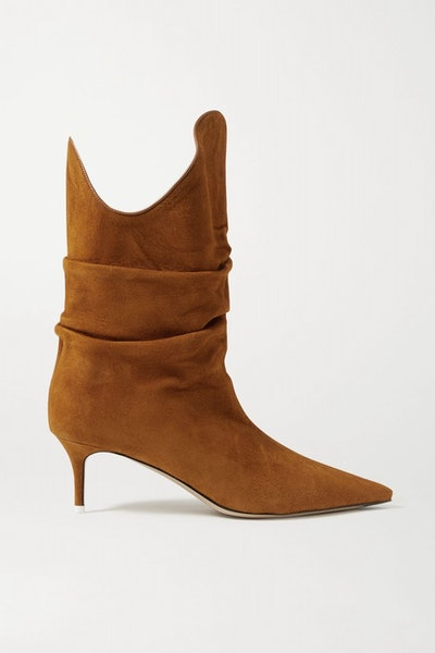 Tate suede ankle boots