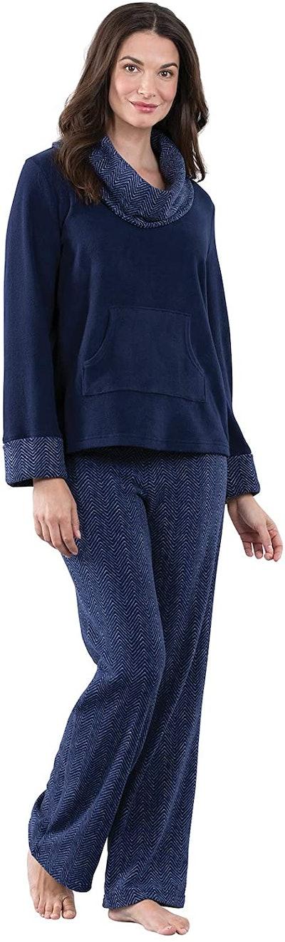 PajamaGram Super Soft Fleece Pajamas