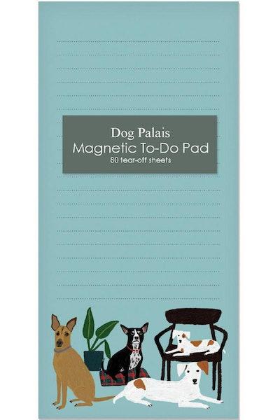 Dog Magnetic Memo Pad