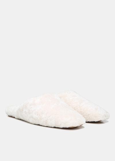 Caela Shearling Slipper