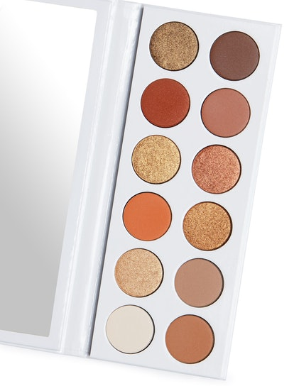 The Bronze Extended Palette