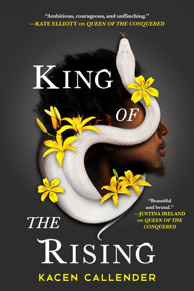 'King of the Rising' by Kacen Callender