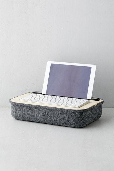 Kikkerland Design Felt iBed Lap Desk