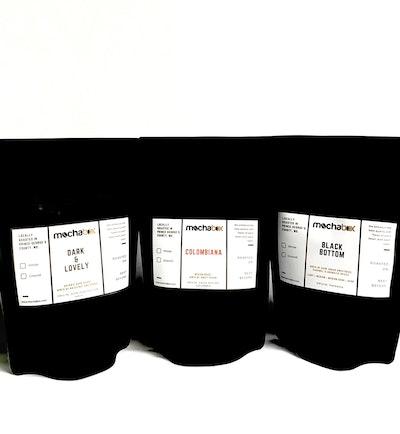 Three-Bag Coffee Bundle (Colombia, Haiti, and Rwanda blends)
