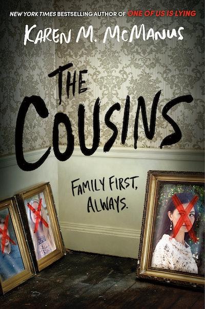 'The Cousins' by Karen M. McManus