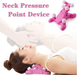 Mwellewm Cervical Spine Alignment Pillow