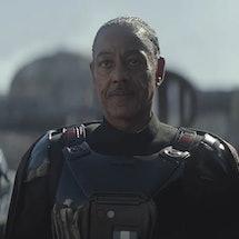 Moff Gideon in 'The Mandalorian.'